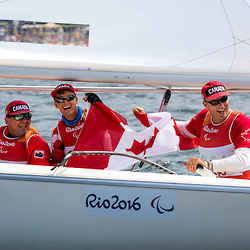 The Rio 2016 Paralympic Sailing Competition features 60 athletes from 23 nations, in 41 boats racing across three Paralympic disciplines. Racing runs from Monday 12 September through to Saturday 17 September 2016 with 65 male and 15 female sailors racing out of Marina da Gloria in Rio de Janeiro, Brazil. Sailing made its Paralympic debut at Sydney 2000 having previously been a demonstration sport at Atlanta 1996. For more information or requests please contact Daniel Smith at World Sailing on marketing@sailing.org or phone +44 (0) 7771 542 131.     